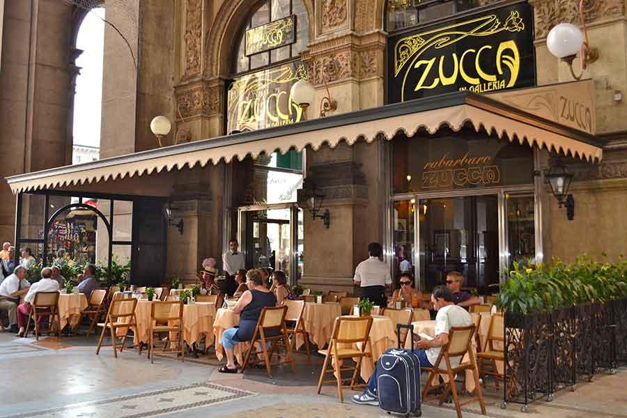 Cafe Zucca
