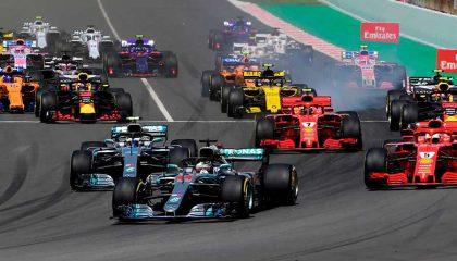F1 und Monza Track
