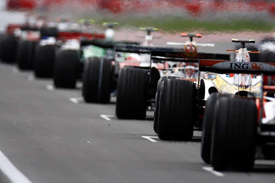Monza und F1 Teil 1