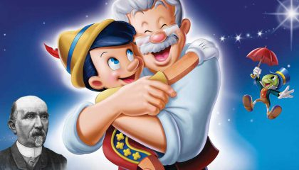 Pinocchio & Carlo Collodi
