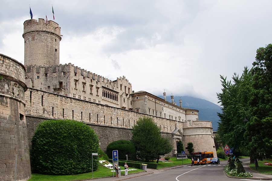 Schloss Trento Buonconsiglio