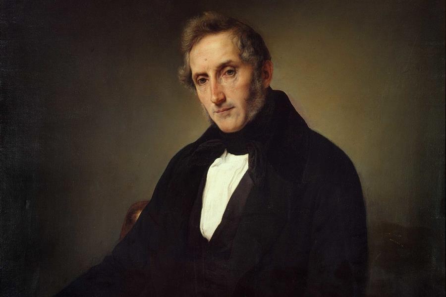 Alessandro Manzoni Gemälde