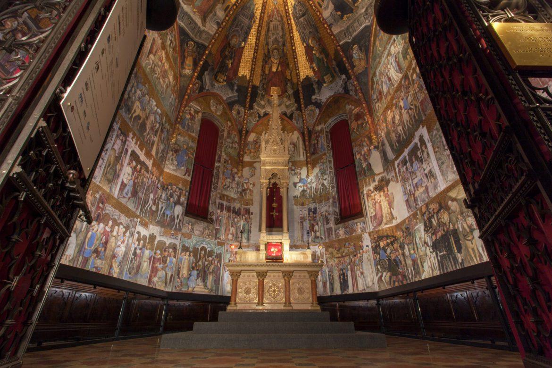 Dom von Monza vom Innen