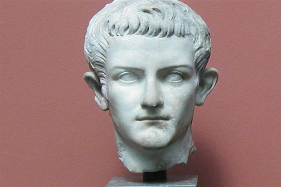 Kaiser-Caligula-und-Incitatus