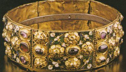 Monza und Krone vom Konstantin