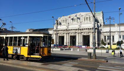 Mailand Hauptbahnhof Centrale