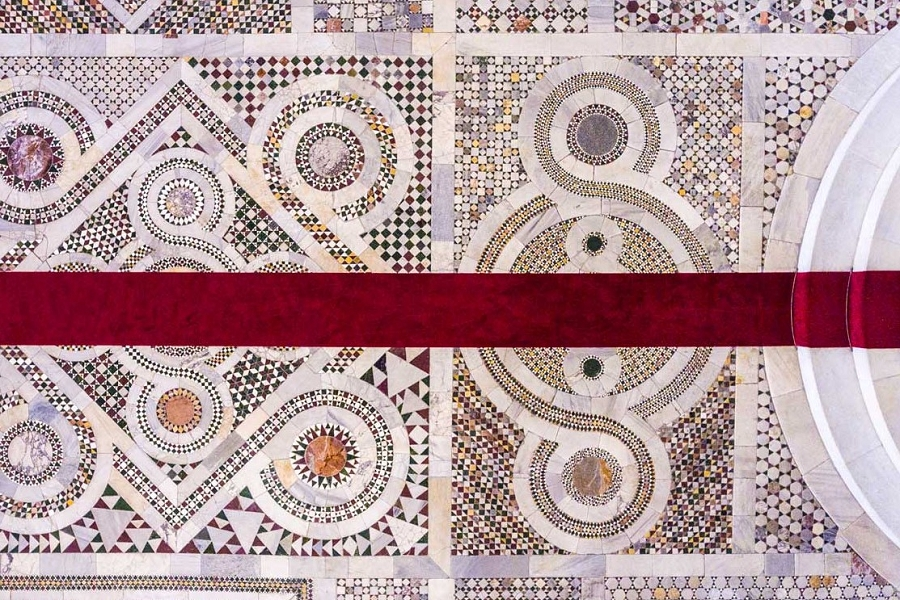 neapel-dom-von-salerno-mosaik-detail