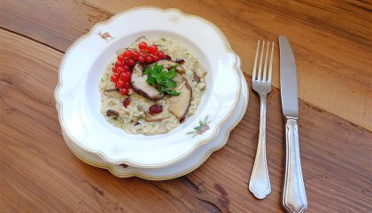 risotto-mit-pfifferlinge-porcini